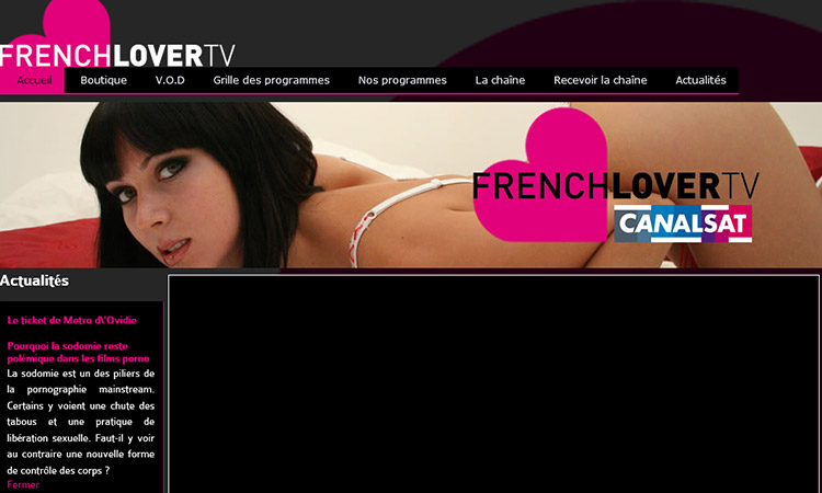 Frenchlover TV